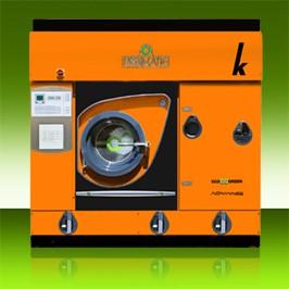 Машины сухой химической чистки FIRBIMATIC (SYSTEM K4)