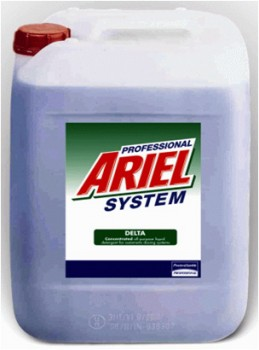 Базовое жидкое СМС Ariel Professional DELTA 20 л