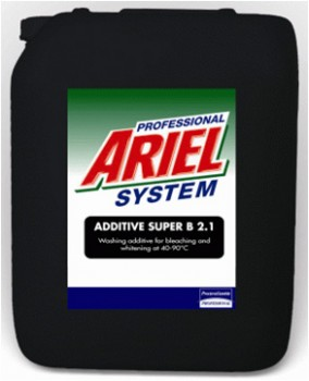 Средство для отбеливания  и дезинфекции Ariel Professional ADDITIVE SUPER B 2.1