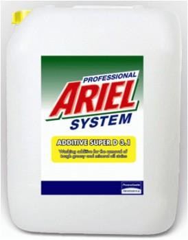 Средство для удаления сильных загрязнений Ariel Professional ADDITIVE Super D 3.1
