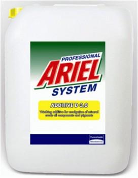 Средство для удаления сильных загрязнений Ariel Professional ADDITIVE D 3.0