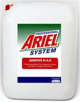 Средство для удаления зольности и снижения щелочности Ariel Professional ADDITIVE N 4.0
