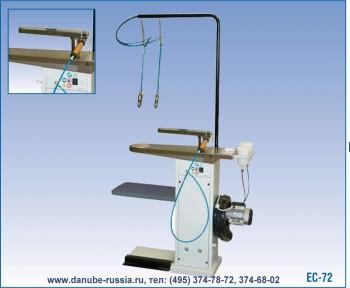 Пятновыводной стол EC-72 Series