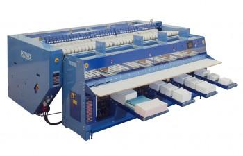 MEKOS – многодорожечная машина для продольного складывания